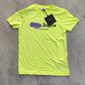 Palm Angels Neon Green NWT T-Shirt